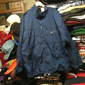 41e6fe9600 ... mens shirt Vintage Nike Windbreaker XL 90 s ...
